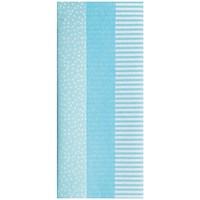Blue Baby Tissue Paper (Pack of 12)