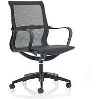 Lula Mesh Executive Chair - Black