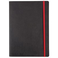 Black n' Red A5 Soft Cover Journal
