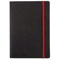 Black n' Red A6 Soft Cover Journal