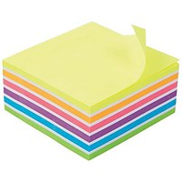 5 Star Sticky Notes Cube