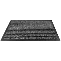 Floortex Ultimat Indoor Mat, 900x1500mm, Grey
