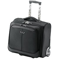 Falcon Mobile Laptop Business Trolley Case Black