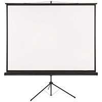 Franken X-traLine tripod projection Screen, Format 4:3, W2000xH1500mm