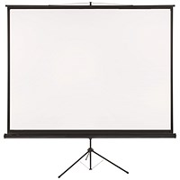 Franken X-traLine tripod projection Screen, Format 4:3, W2400xH1800mm