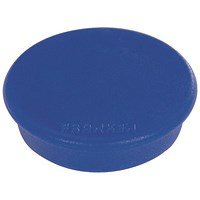 Franken Magnet, 13mm, Blue, Pack of 10