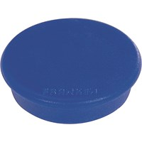 Franken Magnet, 38mm, Blue, Pack of 10