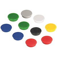 Franken Magnet, 38mm, Assorted, Pack of 10