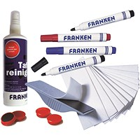 Franken JuniorLine Set for Planing Boards & Whiteboards