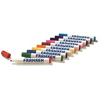 Franken Refill Markers, Assorted, Pack of 10