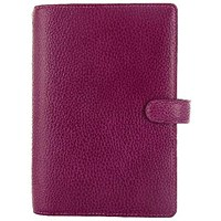 Filofax 2019 Finsbury Organiser, Week to View, A5, Pink
