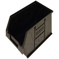 Barton Topstore Container TC3 Recycled (Pack of 10) Black 010038