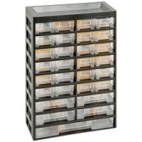 Barton Multi Drawer Basic 47 Cabinet (Pack of 2) 947-458100