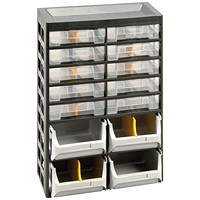Barton Multi Drawer Basic 21 Cab (Pack of 2) 947-458140