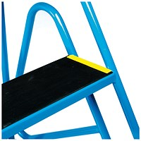 Fort Mobile Steps 2 Tread Looped Handrail WS511