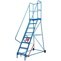 Fort Atlas 8 Tread Steps (W930 x D1610 x H3000mm) MS1208M