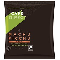 Cafedirect Machu Picchu Ground Coffee 60g (Pack of 45)