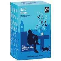 London Tea Earl Grey Tea (Pack of 20)