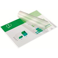 GBC A4 Laminating Pouches, Medium, 250 Micron, Glossy, Pack of 100
