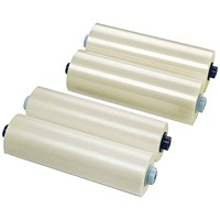 GBC Laminating Film Roll, For Ultima 35, 125 Micron, 305mmx60m, Pack of 2