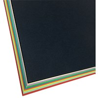 Graffico Display Paper - Assorted Colours, A3+ 320mm x 450mm, 80gsm (Pack of 200 Sheets)