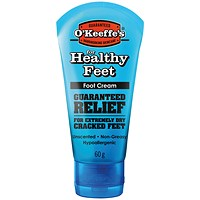 Okeeffes Healthy Feet 60g Clip Strip (Pack of 8)