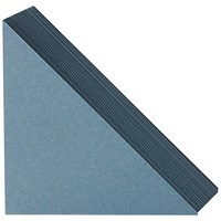 Guildhall Legal Corners, Blue, Pack of 100