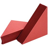 Guildhall Legal Corners, Red, Pack of 100