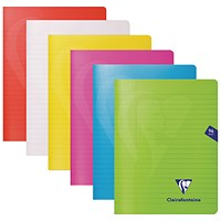 Clairefontaine Mimseys Notebook A5 Assorted (Pack of 10)