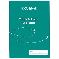 Guildhall Track/Trace Pad A4 32 Pages