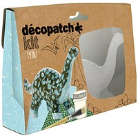 Decopatch Mini Kit Dinosaur (Pack of 5)