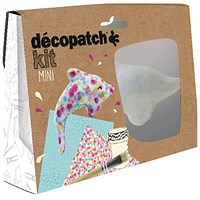 Decopatch Dolphin Mini Kit (Pack of 5)