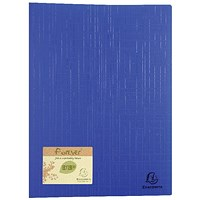 Exacompta Forever Display Book 40 Pocket Blue (Pack of 12)