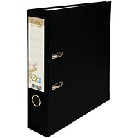 Forever PremTouch Lever Arch File A4 80mm Black (Pack of 10) 53981E