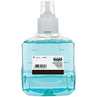 Gojo Freshberry Foam Hand Wash LTX-12 1200ml Refill Cartridge - Pack of 2