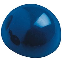 Maul Dome Magnet 30mm Blue (Pack of 10)
