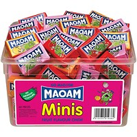 Maoam Minis Chews 40 Sweets