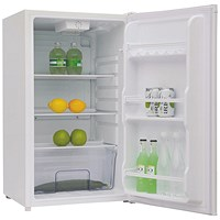 Igenix White Larder Fridge, A+ Energy Rated, 112 Litre, White
