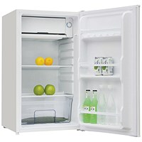 Igenix Fridge With Icebox White