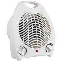 CED 2000W Upright Fan Heater