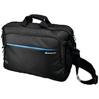 Monolith Blue Line 15.6 Inch Laptop Hybrid Briefcase/Backpack