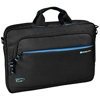 Monolith Blue Line 15.6 Inch Laptop Briefcase