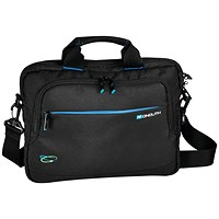 Monolith Blue Line 13 Inch Chromebook Tablet Briefcase