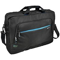 Monolith Blue Line 17.2 Inch Laptop Briefcase