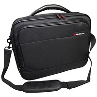Monolith Nylon 15.6 inch Laptop Case W395 x D105 x H320mm Black 2341