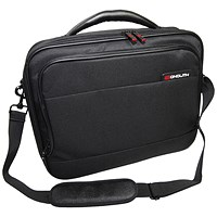 Monolith Nylon 17 inch Laptop Case W430 x D105 x H340mm Black