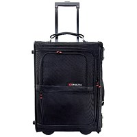 Monolith Nylon Wheeled Pilot Case W470 x D205 x H330mm Black