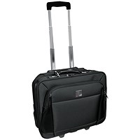 Monolith Executive Mobile Laptop Case W410 x D260 x H350mm Black