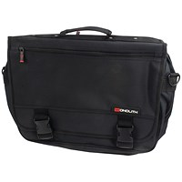 Monolith Microfibre Soft Sided Briefcase Black
