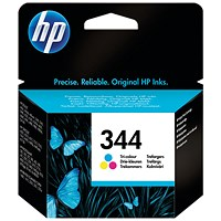 HP 344 Colour Ink Cartridge C9363EE